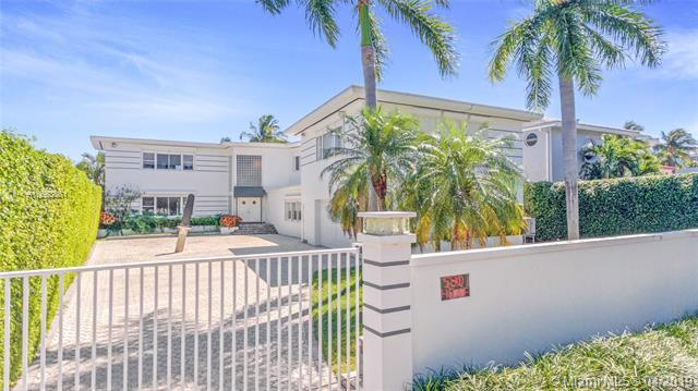 580 Lakeview Dr, Miami Beach, FL 33140 (MLS #A10653881) :: Grove Properties