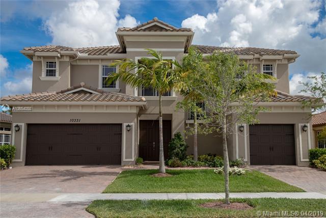 10331 Peninsula Pl, Parkland, FL 33076 (MLS #A10654058) :: Grove Properties