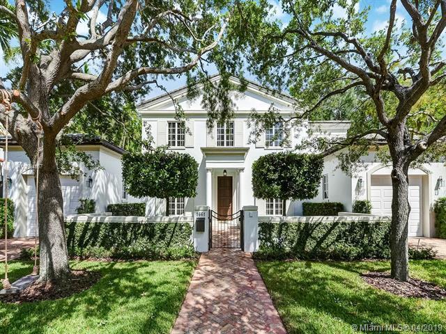 1661 Micanopy Avenue, Miami, FL 33133 (MLS #A10654167) :: Miami Villa Group