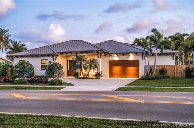 748 Lighthouse Dr, North Palm Beach, FL 33408 (MLS #A10654191) :: The Paiz Group