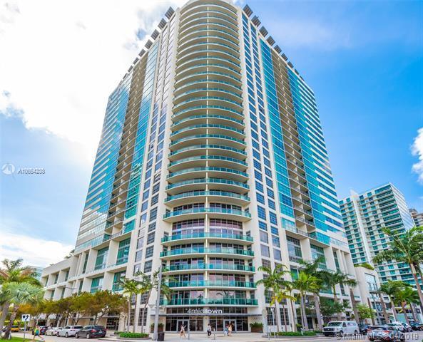 3301 NE 1st Ave H2201, Miami, FL 33137 (MLS #A10654238) :: The Kurz Team