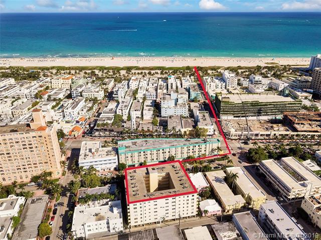 730 Pennsylvania Ave #705, Miami Beach, FL 33139 (MLS #A10654359) :: The Riley Smith Group