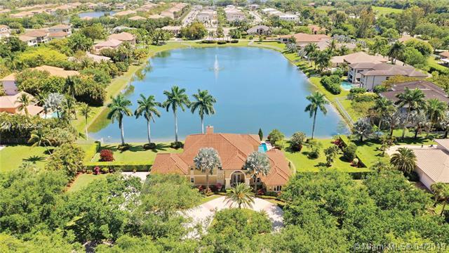 10800 Indian Trl, Cooper City, FL 33328 (MLS #A10654646) :: Century 21 Keystone Realty