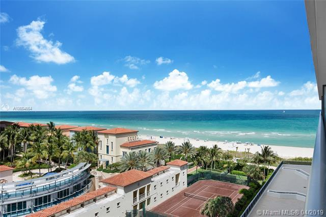 5875 Collins Ave #907, Miami Beach, FL 33140 (MLS #A10654664) :: Ray De Leon with One Sotheby's International Realty