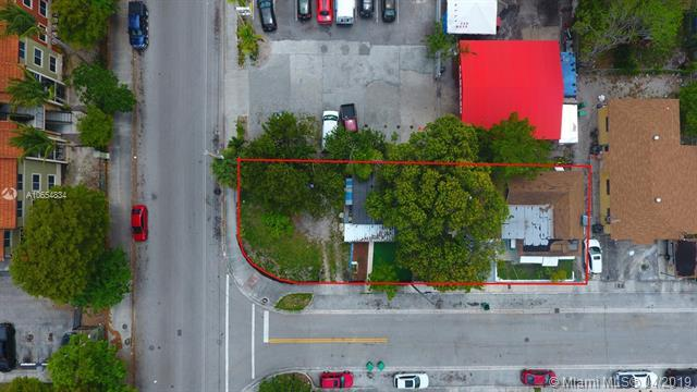 1018 NW 26th St, Miami, FL 33127 (MLS #A10654834) :: Green Realty Properties