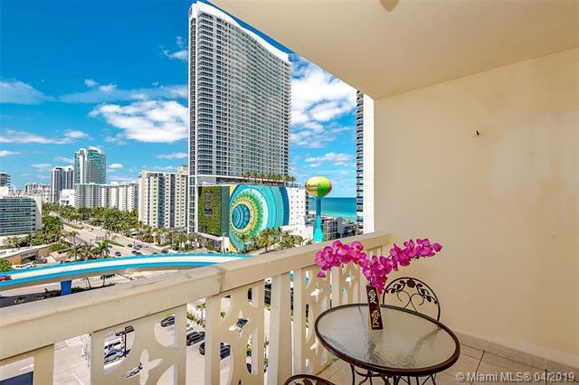 1825 S Ocean Dr Ph2, Hallandale, FL 33009 (MLS #A10655318) :: RE/MAX Presidential Real Estate Group