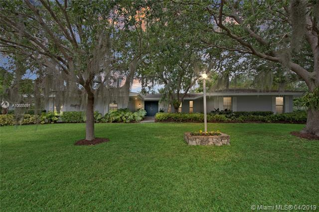 12900 SW 70th Ave, Pinecrest, FL 33156 (MLS #A10655691) :: The Riley Smith Group