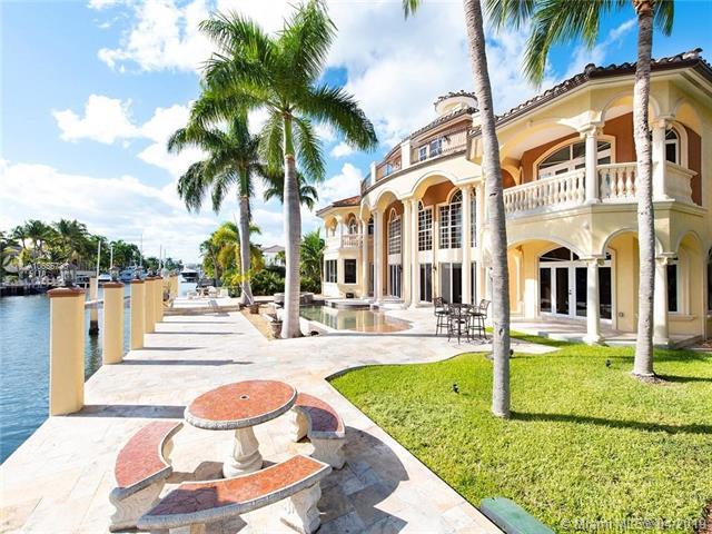 2708 Sea Island Dr, Fort Lauderdale, FL 33301 (MLS #A10655736) :: The Paiz Group