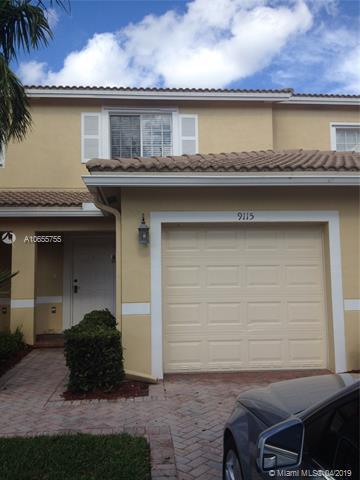 9115 Chambers St, Tamarac, FL 33321 (MLS #A10655755) :: The Riley Smith Group