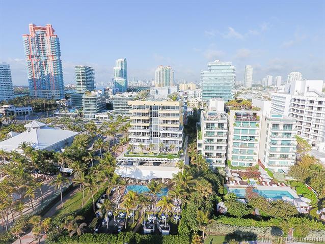 101 Ocean Dr #812, Miami Beach, FL 33139 (MLS #A10656175) :: Green Realty Properties