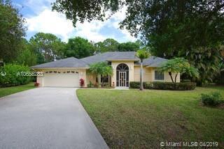 2375 SW Wild Oak Way, Palm City, FL 34990 (MLS #A10656283) :: Laurie Finkelstein Reader Team