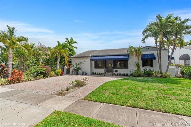 457 SW 27th Rd, Miami, FL 33129 (MLS #A10656313) :: The Brickell Scoop