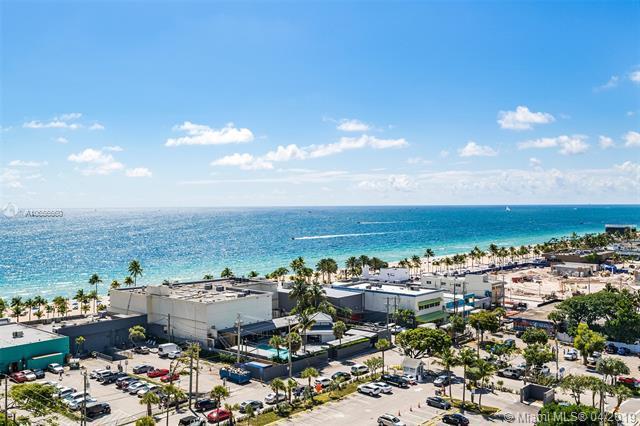 100 S Birch Rd 1402C, Fort Lauderdale, FL 33316 (MLS #A10656660) :: Laurie Finkelstein Reader Team