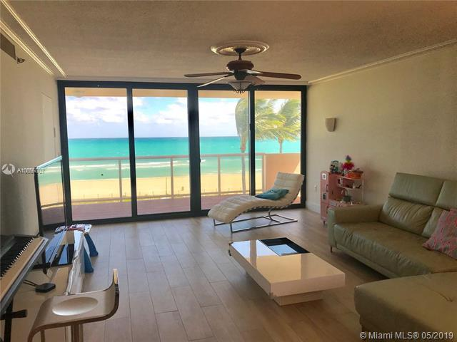 5757 Collins Ave #605, Miami Beach, FL 33140 (MLS #A10656807) :: Patty Accorto Team