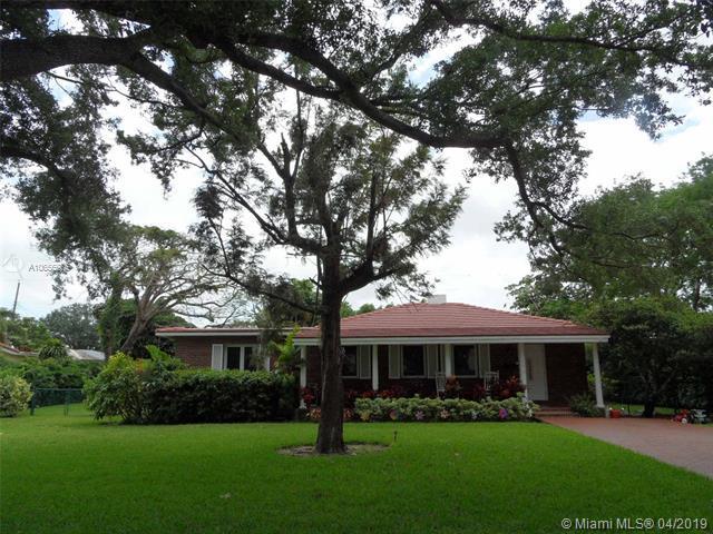 132 Glendale Dr, Miami Springs, FL 33166 (MLS #A10656975) :: Berkshire Hathaway HomeServices EWM Realty