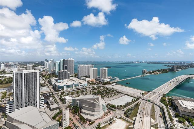 1100 Biscayne Blvd #3708, Miami, FL 33132 (MLS #A10657330) :: GK Realty Group LLC