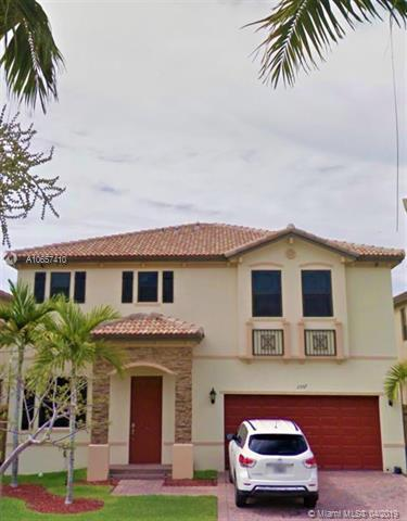 11557 SW 235th St, Homestead, FL 33032 (#A10657410) :: Dalton Wade
