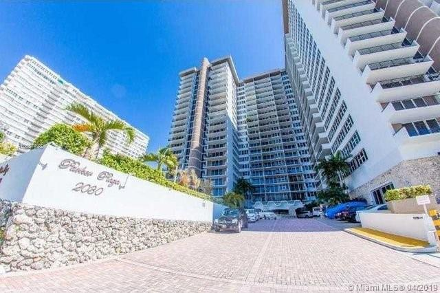2030 S Ocean Dr #1818, Hallandale, FL 33009 (MLS #A10657498) :: The Brickell Scoop