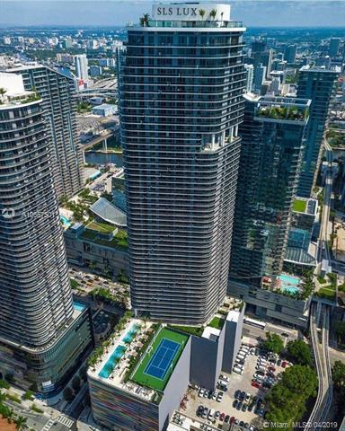 801 S Miami Ave #4502, Miami, FL 33130 (MLS #A10657501) :: The Brickell Scoop