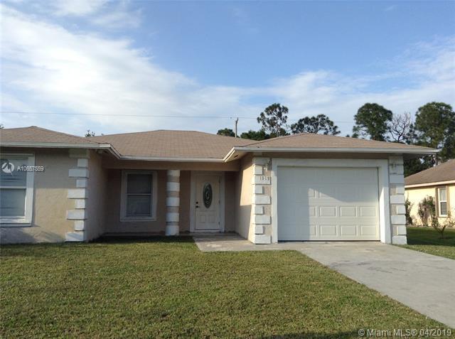 1513 SW Leisure Ln, Port Saint Lucie, FL 34953 (MLS #A10657559) :: Grove Properties