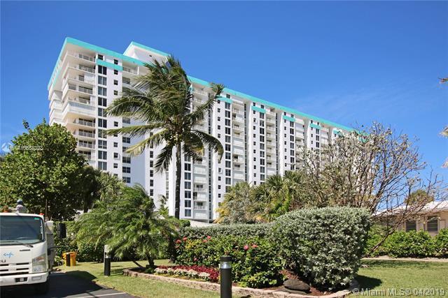 1010 S Ocean Blvd #710, Pompano Beach, FL 33062 (MLS #A10658223) :: The Paiz Group