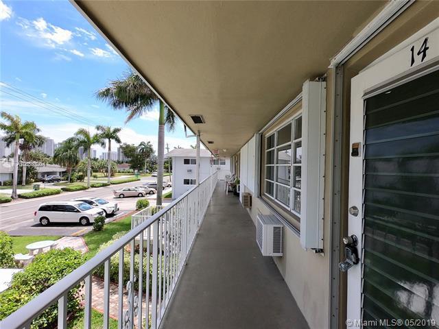 500 Layne Blvd #14, Hallandale, FL 33009 (MLS #A10658320) :: Berkshire Hathaway HomeServices EWM Realty