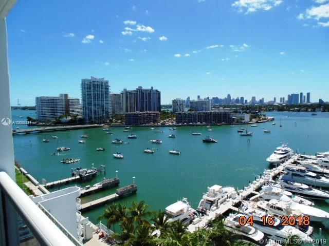 1800 Sunset Harbour Dr #1206, Miami Beach, FL 33139 (MLS #A10658411) :: The Brickell Scoop