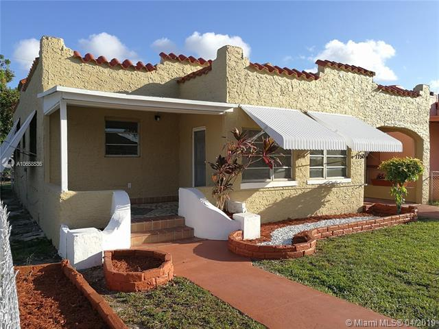 1750 NW 47th St, Miami, FL 33142 (MLS #A10658536) :: Castelli Real Estate Services