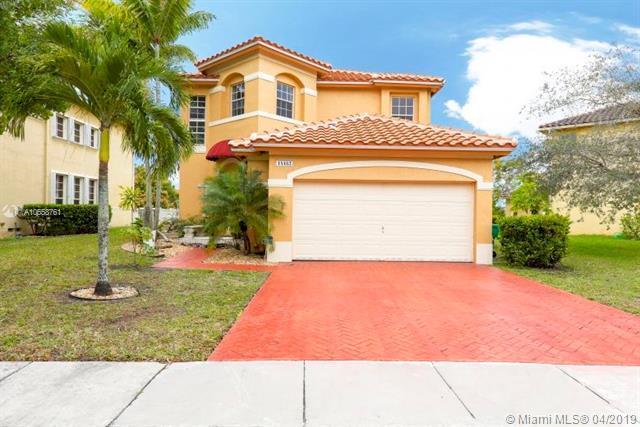 14162 SW 52nd Ln, Miramar, FL 33027 (MLS #A10658761) :: Century 21 Keystone Realty