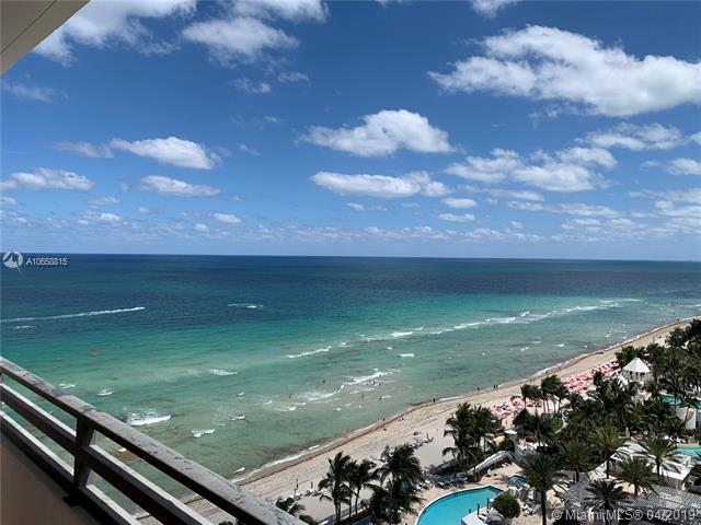 3505 S Ocean Dr #1515, Hollywood, FL 33019 (MLS #A10658815) :: The Riley Smith Group