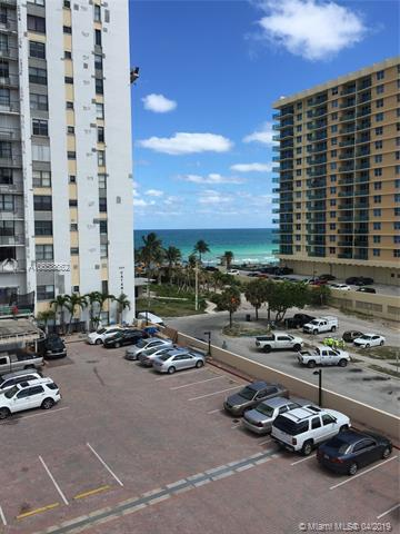 2401 S Ocean Dr #508, Hollywood, FL 33019 (MLS #A10658862) :: The Riley Smith Group