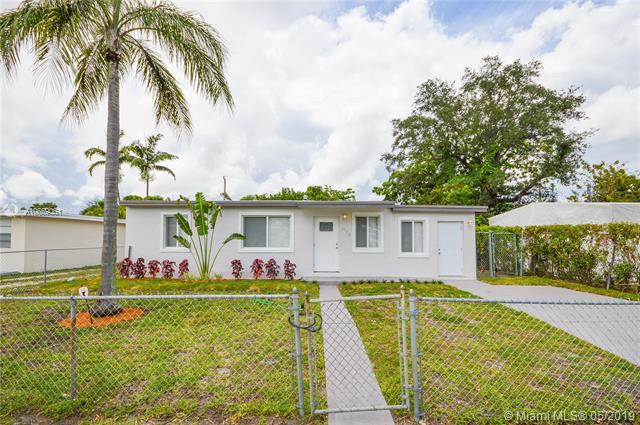 3710 SW 45th Ter, West Park, FL 33023 (MLS #A10659061) :: RE/MAX Presidential Real Estate Group