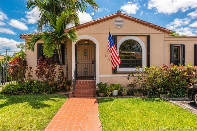 6520 SW 17th St, West Miami, FL 33155 (MLS #A10659076) :: The Riley Smith Group