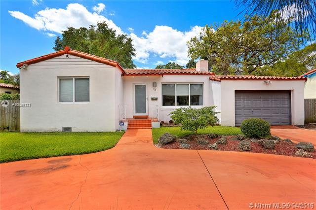 78 NW 95th St, Miami Shores, FL 33150 (MLS #A10659131) :: Laurie Finkelstein Reader Team