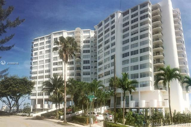 11930 N Bayshore Dr #409, North Miami, FL 33181 (MLS #A10659135) :: The Jack Coden Group