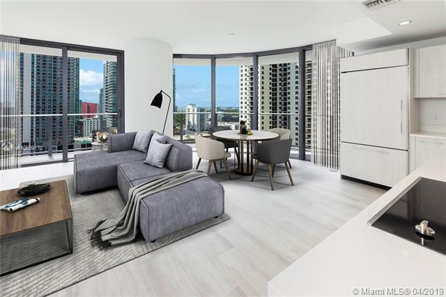 45 SW 9th St #2006, Miami, FL 33130 (MLS #A10659170) :: The Riley Smith Group