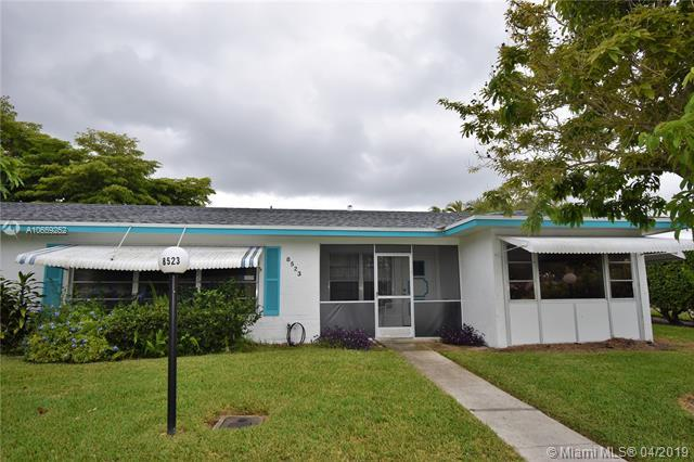 8523 NW 12th St C184, Plantation, FL 33322 (MLS #A10659252) :: The Teri Arbogast Team at Keller Williams Partners SW