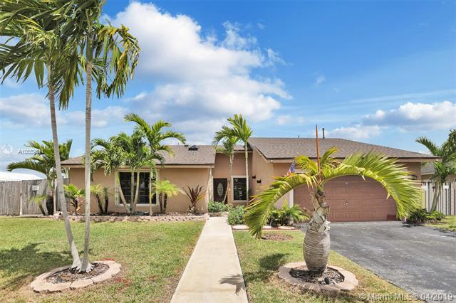8535 SW 133 AVE, Miami, FL 33183 (MLS #A10659511) :: The Riley Smith Group