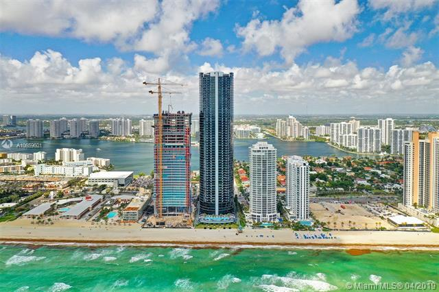 18555 Collins Ave #1005, Sunny Isles Beach, FL 33160 (MLS #A10659601) :: RE/MAX Presidential Real Estate Group