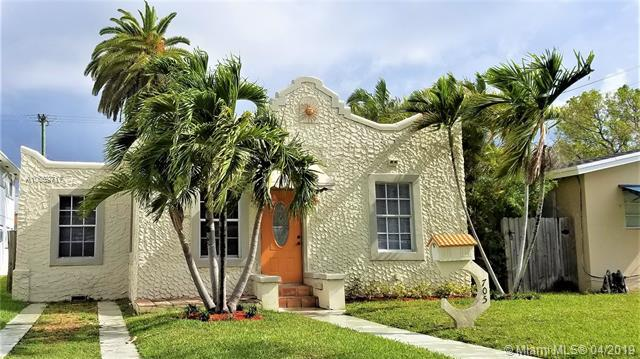 1705 Rodman St, Hollywood, FL 33020 (MLS #A10659717) :: RE/MAX Presidential Real Estate Group