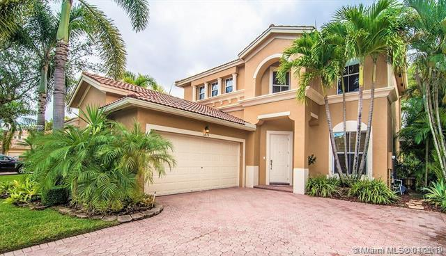 5815 NW 120th Ter, Coral Springs, FL 33076 (MLS #A10659728) :: The Paiz Group