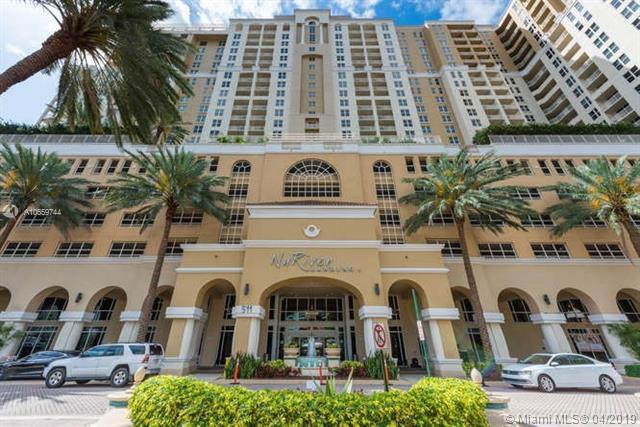 511 SE 5th Ave #1715, Fort Lauderdale, FL 33301 (MLS #A10659744) :: The Chenore Real Estate Group