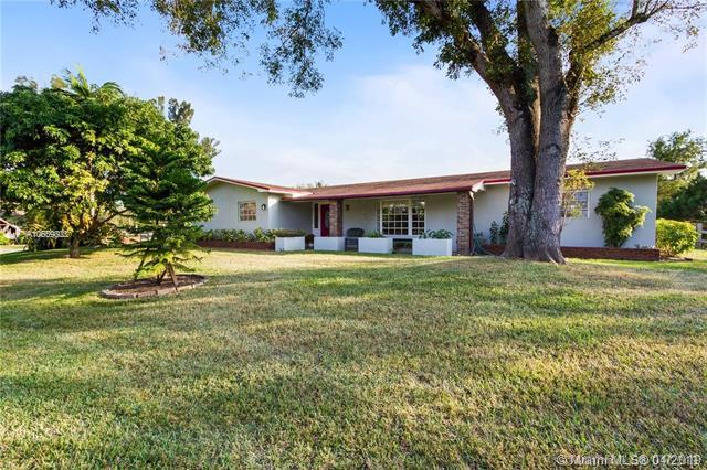 16700 SW 51st Ct, Southwest Ranches, FL 33331 (MLS #A10659803) :: Laurie Finkelstein Reader Team