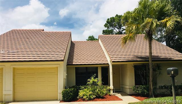 805 Bannock Ter #805, Palm Beach Gardens, FL 33418 (MLS #A10659911) :: The Riley Smith Group