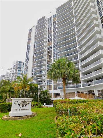 2841 N Ocean Blvd #1609, Fort Lauderdale, FL 33308 (MLS #A10659948) :: GK Realty Group LLC