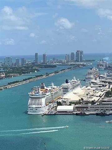 900 Biscayne Blvd #4705, Miami, FL 33132 (MLS #A10659959) :: Grove Properties