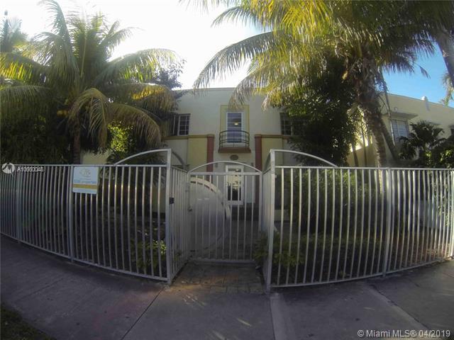 920 Euclid Av #10, Miami Beach, FL 33139 (MLS #A10660048) :: The Edge Group at Keller Williams