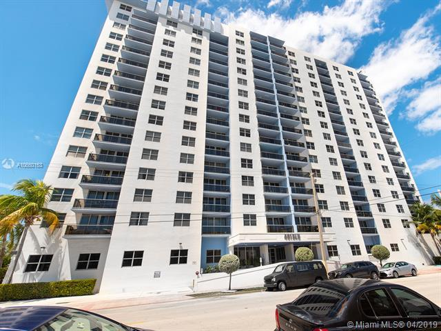 401 69th St #410, Miami Beach, FL 33141 (MLS #A10660163) :: The Riley Smith Group
