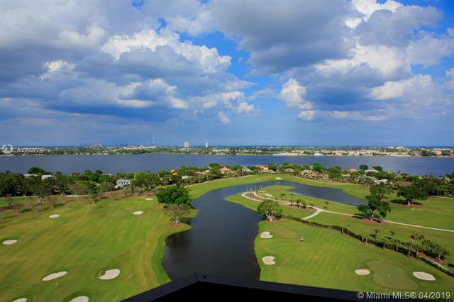 2000 Presidential Way #2003, West Palm Beach, FL 33401 (MLS #A10660509) :: The Paiz Group