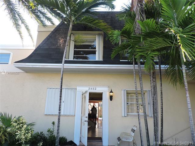 2402 NE 9th St #87, Hallandale, FL 33009 (MLS #A10660523) :: Laurie Finkelstein Reader Team